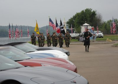 2015 Vettes On The River
