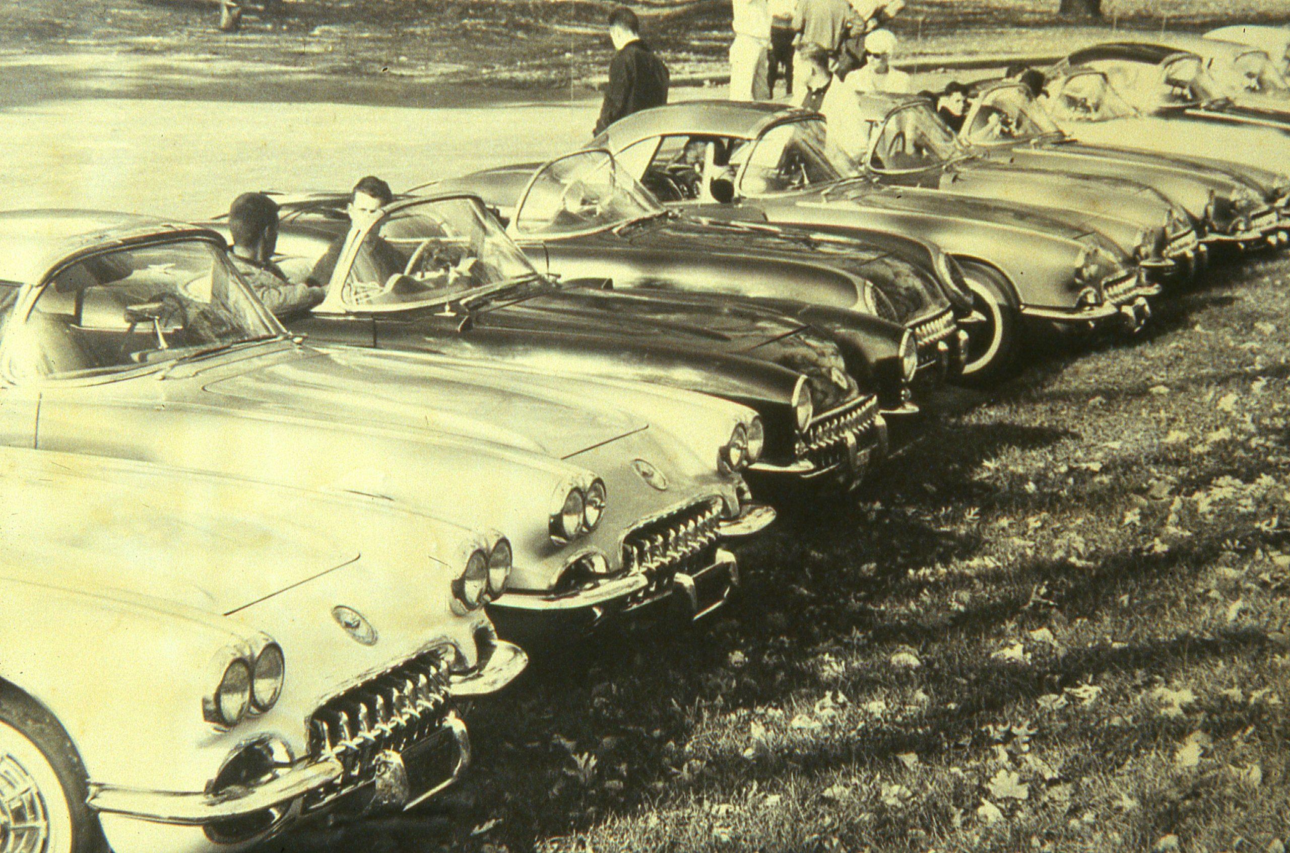 1960 Fall Rally