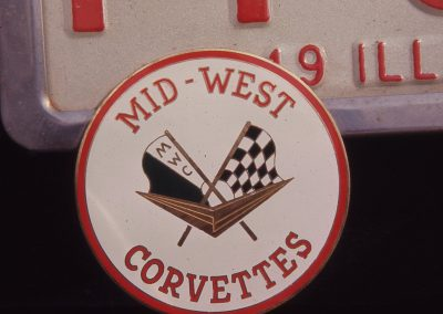MWC Badge at Road America 1966
