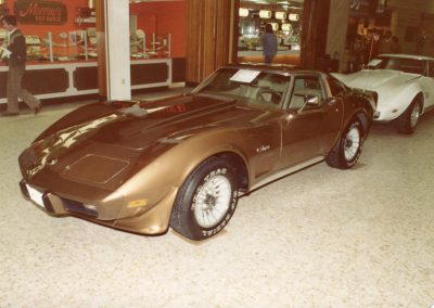 MWC 1980-04 #02 - South Park Mall Corvette Show