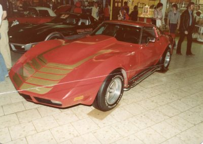 MWC 1980-04 #08 - South Park Mall Corvette Show