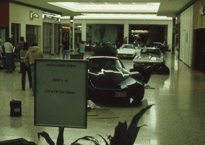 MWC 1980-04 #21 - South Park Mall Car Show