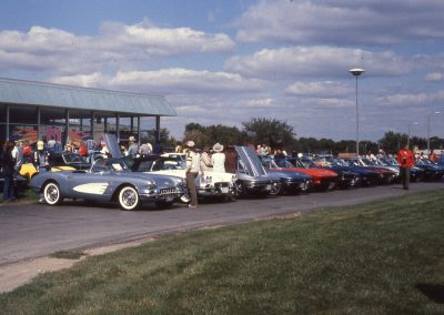 MWC 1980-11 #04 - At Warren Chevrolet for Club Photo