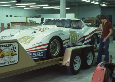 MWC 1981-01 #07 - At Eckler's Corvette Parts - Milan