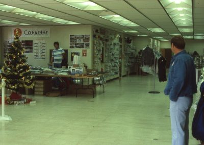 MWC 1981-01 #15 - At Eckler's Corvette Parts - Milan