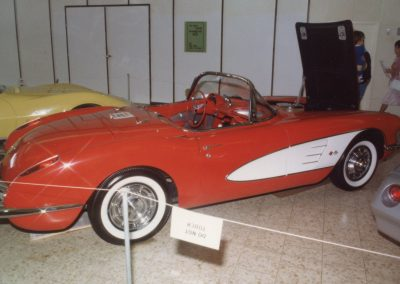 MWC 1982-04 #13 - South Park Mall Corvette Show - 1959 Corvette