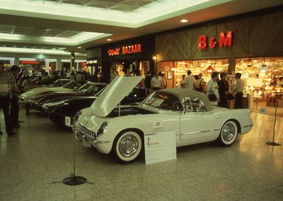 MWC 1982-07 #07 - South Park Mall - Car Show