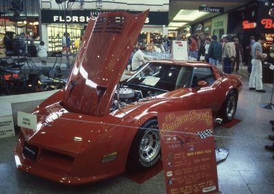 MWC 1982-07 #11 - South Park Mall Car Show - Keppy's 'Rose'