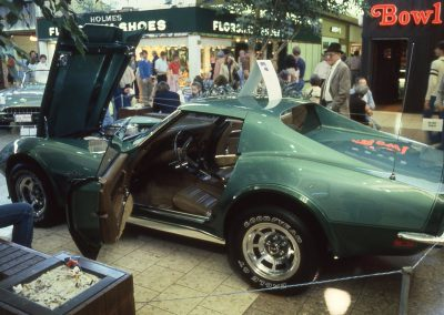 MWC 1982-07 #13 - South Park Mall Car Show