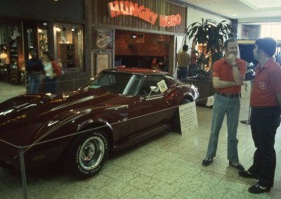 MWC 1982-07 #14 - South Park Mall Car Show