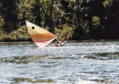 MWC 1982 - Pig Roast - Sailing
