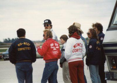 MWC 1982 - Regionals 2 - Run Offs