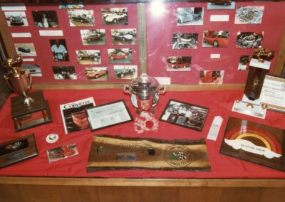 MWC 1982 - Warren Chevrolet Display Case - Featuring Keppy's 1980