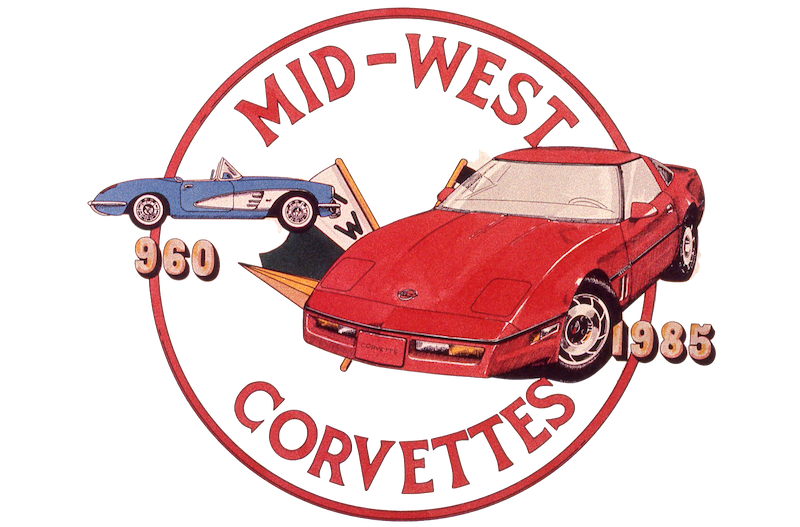 MWC 1985 - 25th Anniversary Logo created by Paul Castle