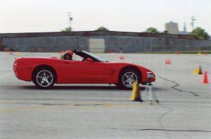 2001 Autocross