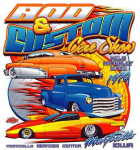 49th Annual Monticello Iowa Rod & Custom Car Show @ Monticello Berndes Center | Monticello | Iowa | United States