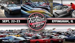 Mid America Funfest @ Corvette fun fest 2018 | Effingham | Illinois | United States