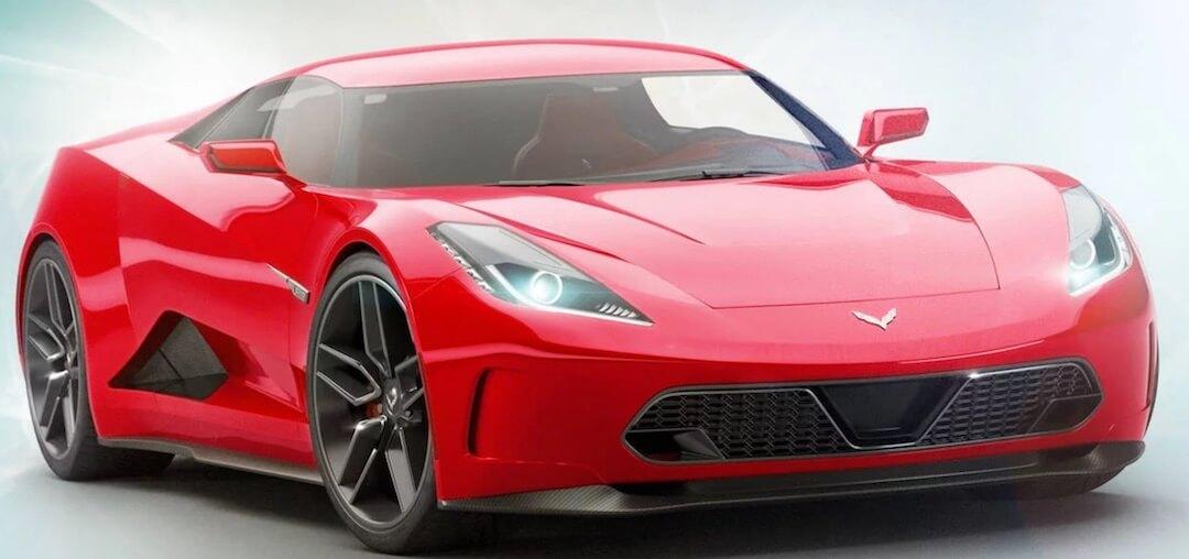 C8 Corvette Unveiled