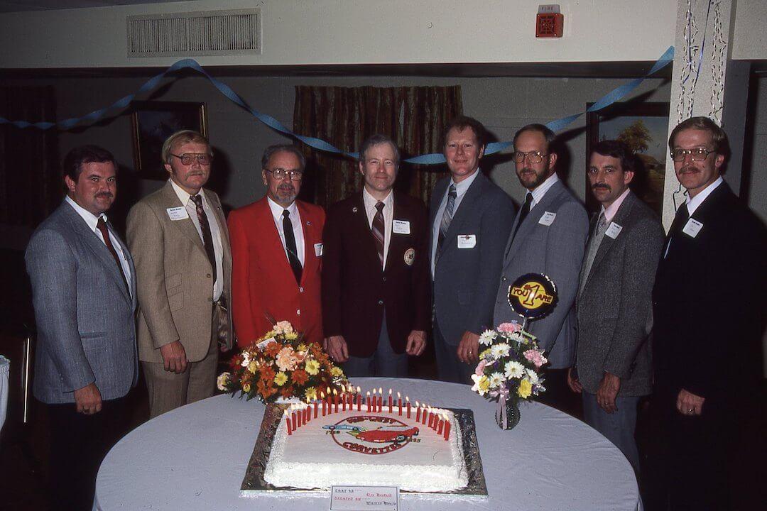 1985 Anniversary