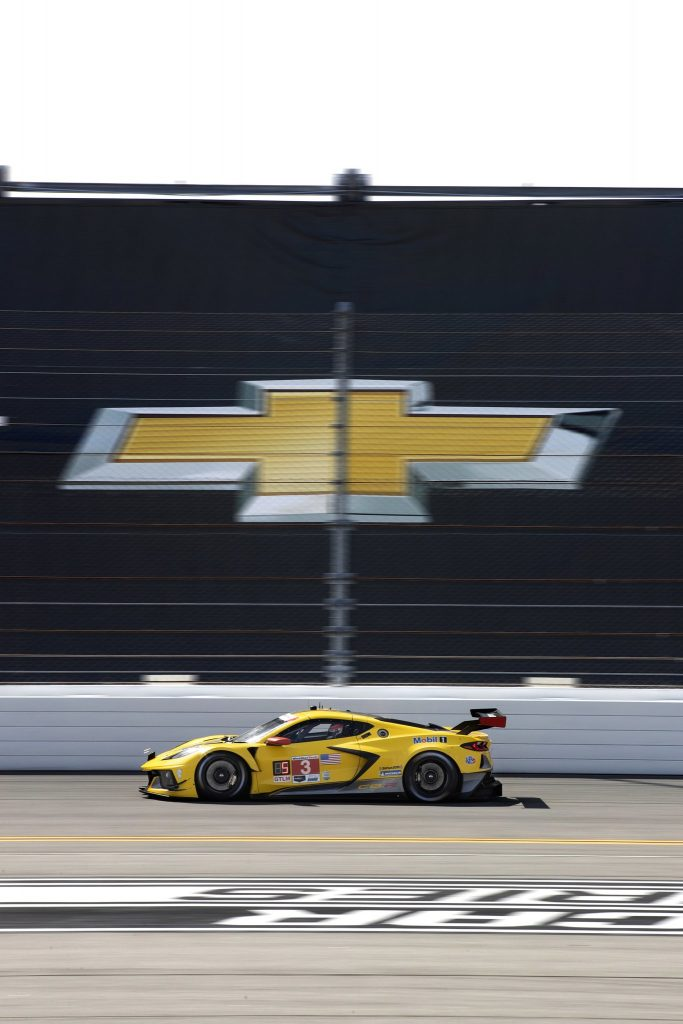 C8 Corvette Wins